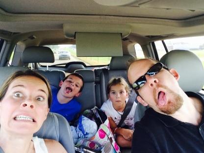 road trip crazy