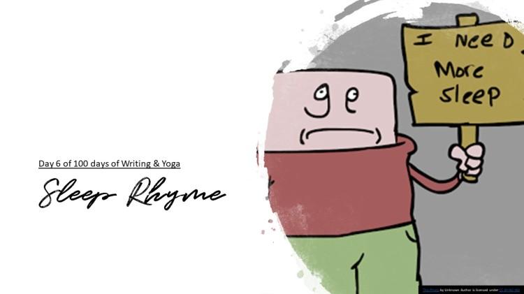 Sleep Rhyme