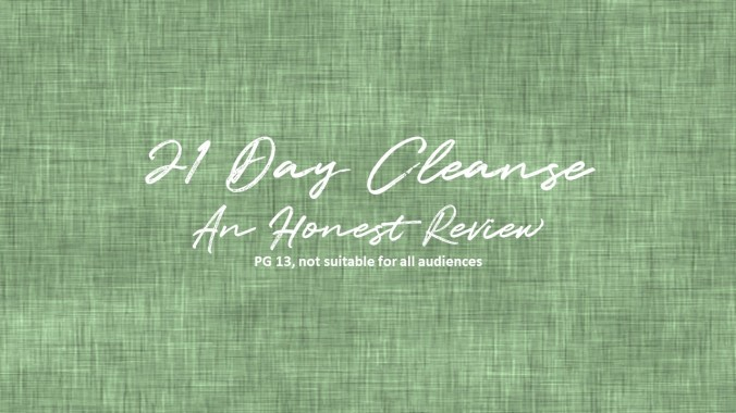 21 Day Cleanse reviewed