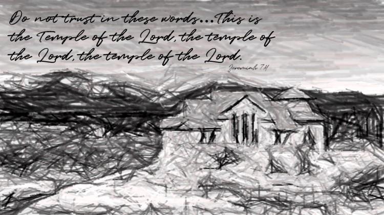 Jeremiah 7